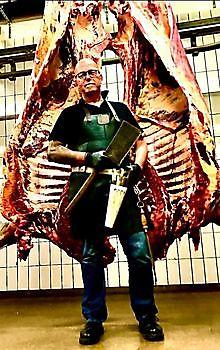 Een mooie fotoshoot gehad van mijn eigen Groninger weidevlees en varkens, trots op... Slagerij Wiebrands Bellingwolde